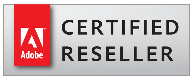 Certified Adobe Reseller